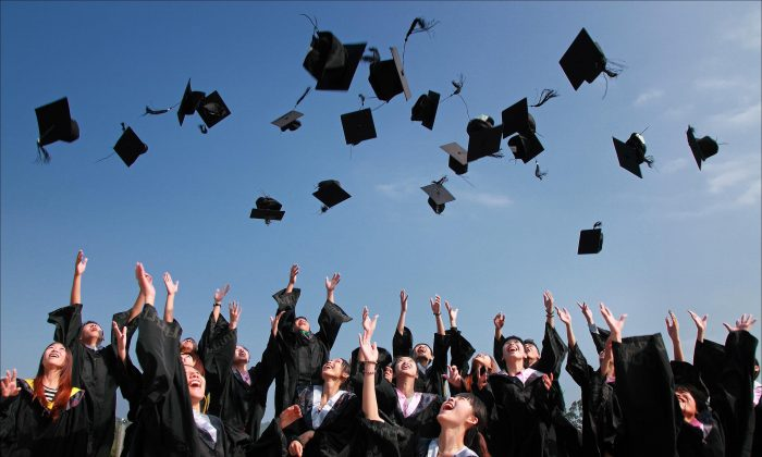 Nothing beats graduations for satisfaction in a job well done. (PikWizard/CC0)