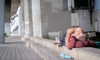Homeless Man Sleeps Outside Shelter, The Heartbreaking Reason Will Make You Cry