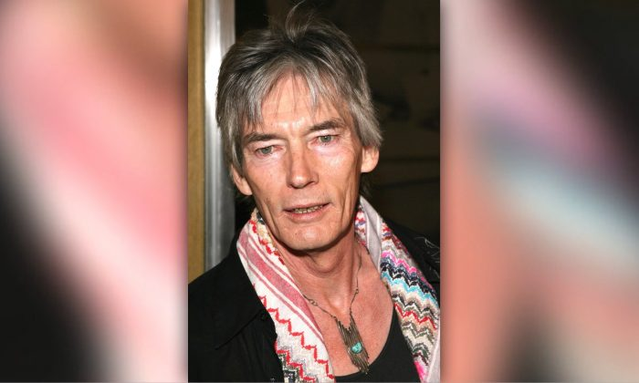 """Actor Billy Drago arrives at the premiere of """"The Hills Have Eyes"""" at the Arclight Theatre in Los Angeles, California, on March 9, 2006. (Michael Buckner/Getty Images)"""