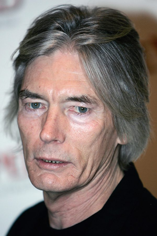 actor Billy Drago at an event