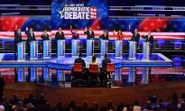 Trump Calls Democratic Debate Boring, Mocks NBC's Hot Mic Fiasco