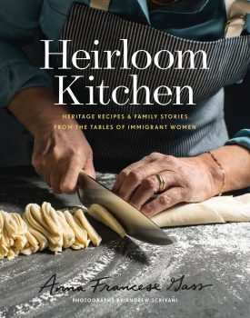 Heirloom Kitchen BOOK Cover