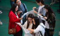 The Chinese Regime Is Losing the Millennials