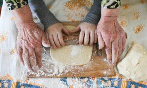 In Nonna's Kitchen: Meatballs, Dumplings, and Goulash Do Travel