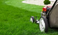 Man Tours All 50 States Mowing Lawns for US Veterans, and It's His 5th Time