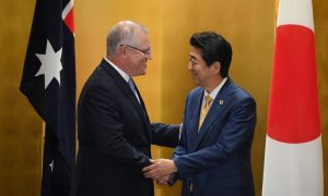 Australia and Japan Discuss Security, Space, and Trade Partnership Amid Growing Tensions With Beijing