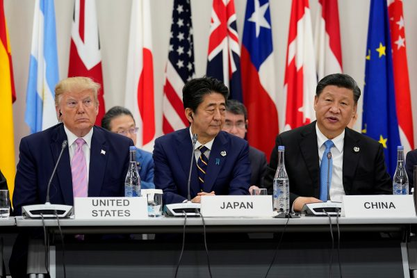 G20 leaders summit in Osaka