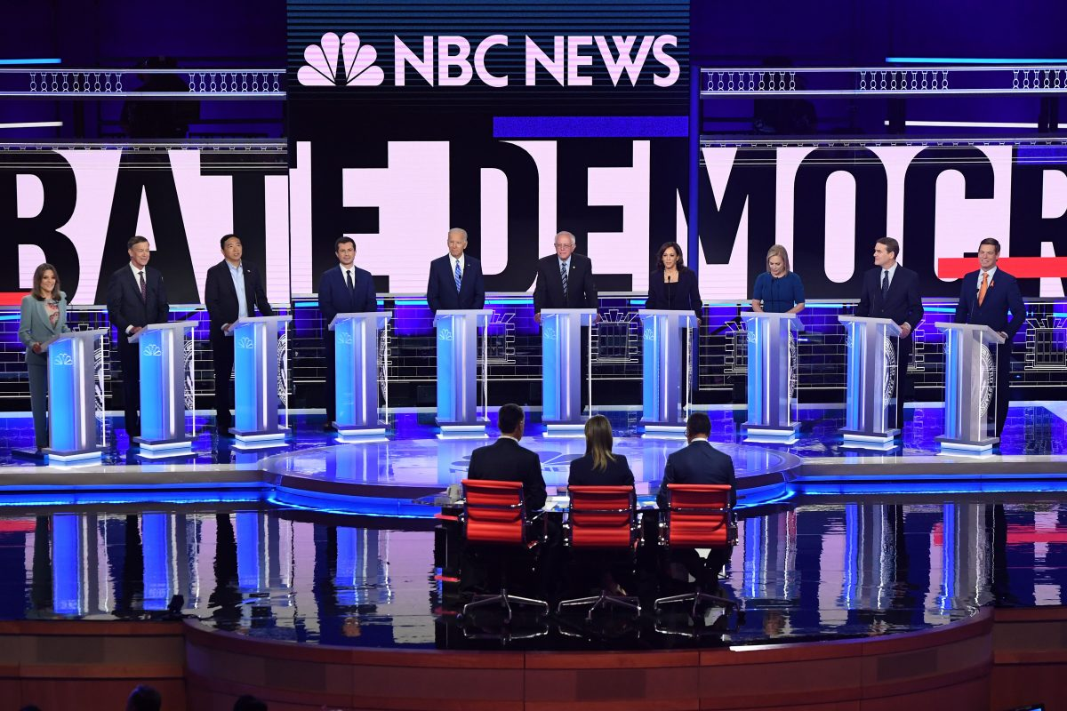 second Democratic primary debate of the 2020 presidential campaign