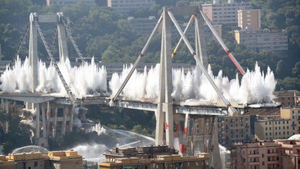 Italian Bridge collapse 5