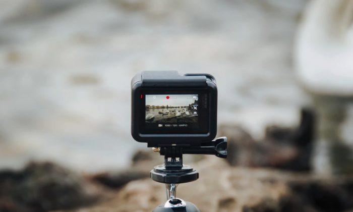 File photo of a camera recording video footage. (Fabrizio Verrecchia/Unsplash)