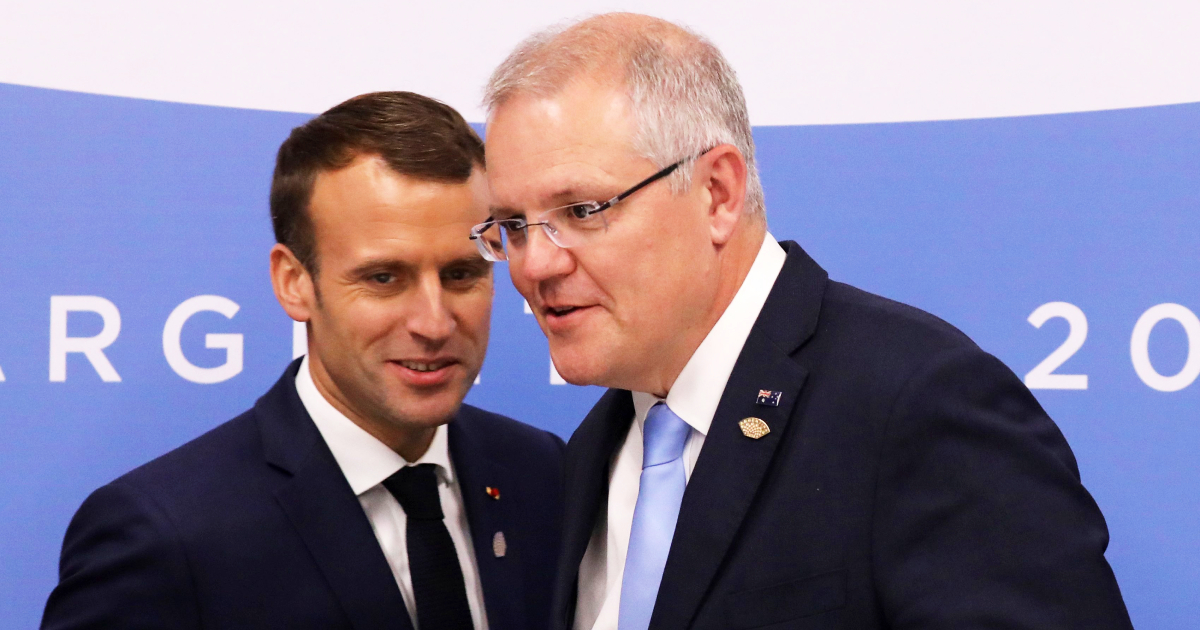 Scott Morrison Ready for Australia's First G7 Summit