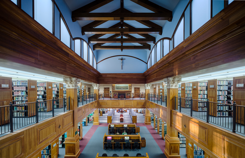 Christendom College interior