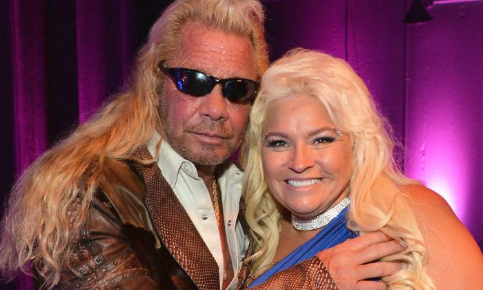 Duane and Beth Chapman in a stock photo (Getty Images | Rick Diamond)