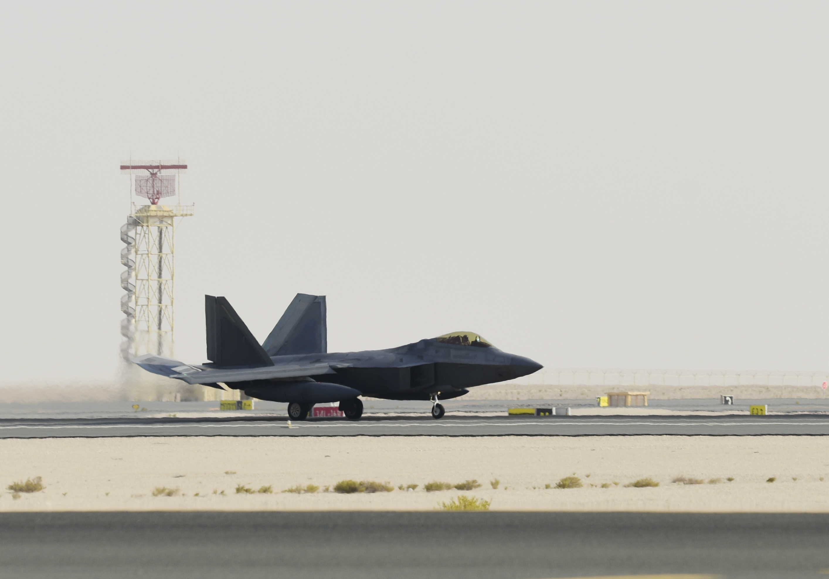 F-22 US to Iran 6