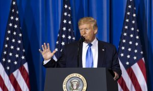 Trump Says Any US-China Trade Deal Should Be 'Tilted to Our Advantage'