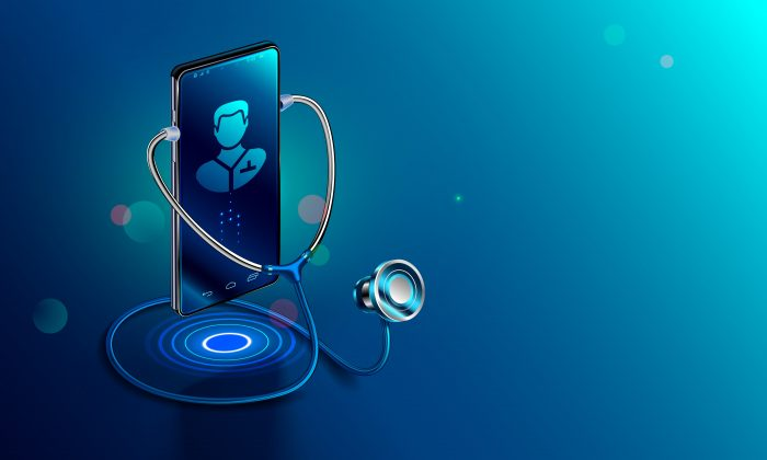 While an app or virtual doctor visit may be good for investors, it is unlikely to improve the care patients receive.  (Andrey Suslov/Shutterstock)