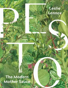 Pesto cookbook cover