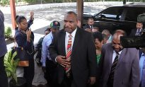 Papua New Guinea PM Survives Another Bid to Oust Him