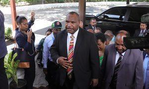 Papua New Guinea CCP Virus Outbreak Grows