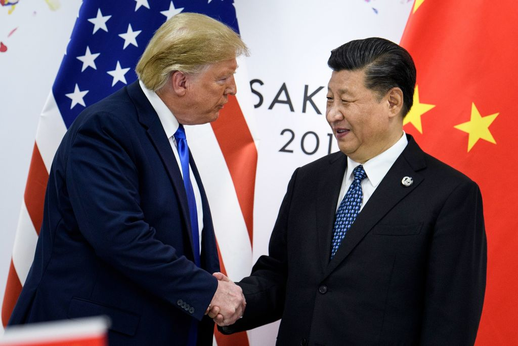 Trump Tries To Defund China As It Tries To Stop His Reelection
