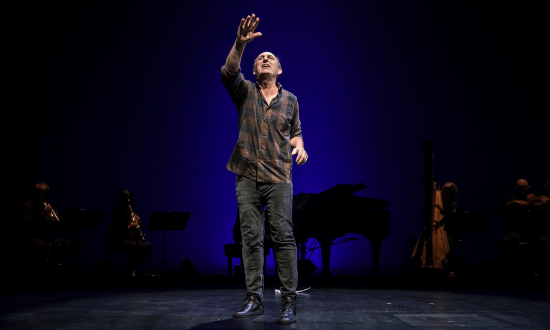 Theater Review: David Cale's 'We're Only Alive for a Short Amount of Time'