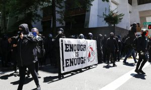Undercover Videos Show Antifa Members' Combat Training: Watchdog