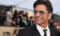 John Stamos Posts Heart-Wrenching Photo Tribute to His German Shepherd Linka Who Died