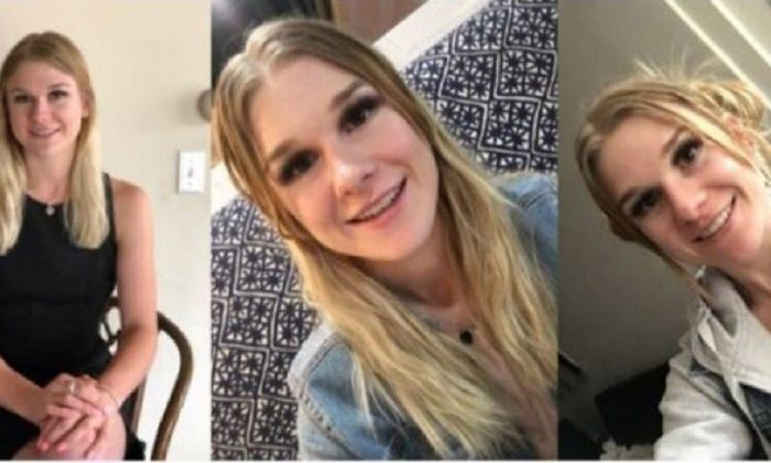 A University of Utah student who took a late-night Lyft ride from the airport last week has not been seen since, Salt Lake City police said. (@SLCPD/Twitter via CNN)