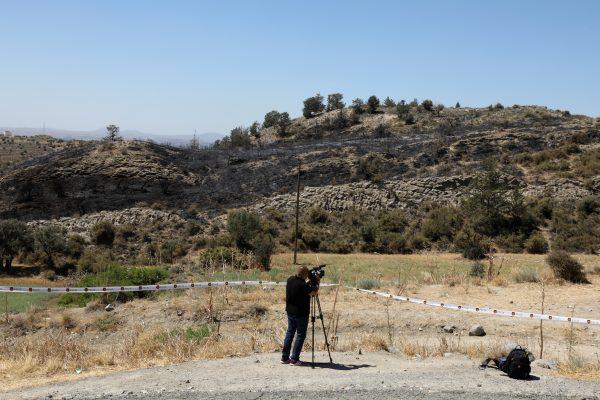 Missile-Syria-Israel-in-Cyprus