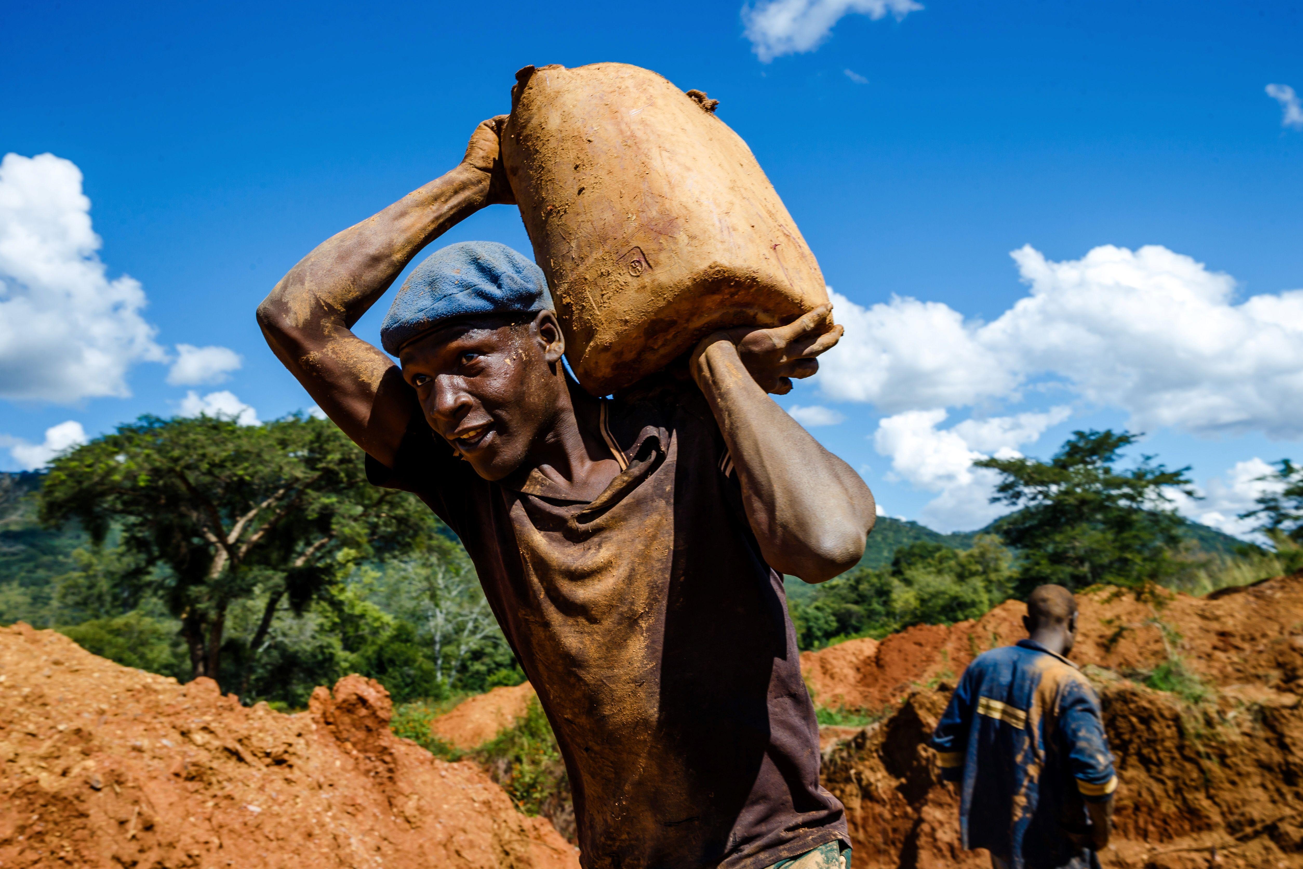 China Expands Influence Over Zimbabwe Natural Resources