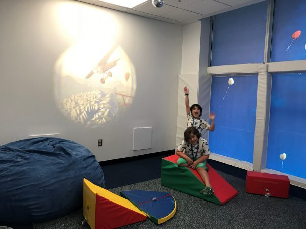 multi sensory room miami airport
