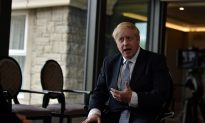 UK PM Candidate Johnson Says He Backs Hong Kong People 'Every Inch of the Way'