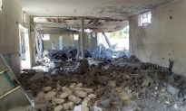 At Least 44 Killed as Air Strike Hits Libya Migrant Detention Center