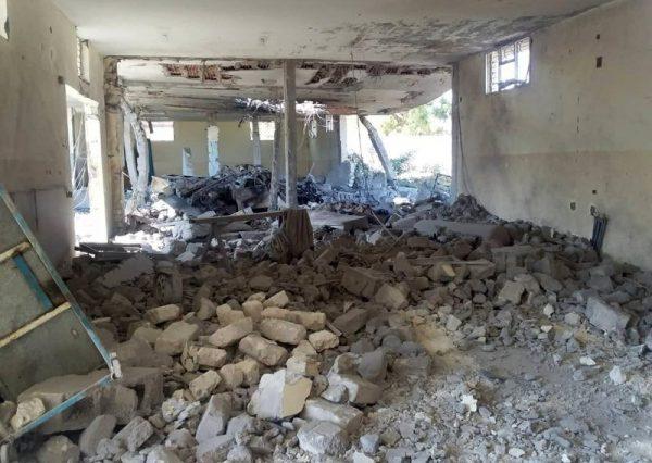 Airstrikes in Libya 1