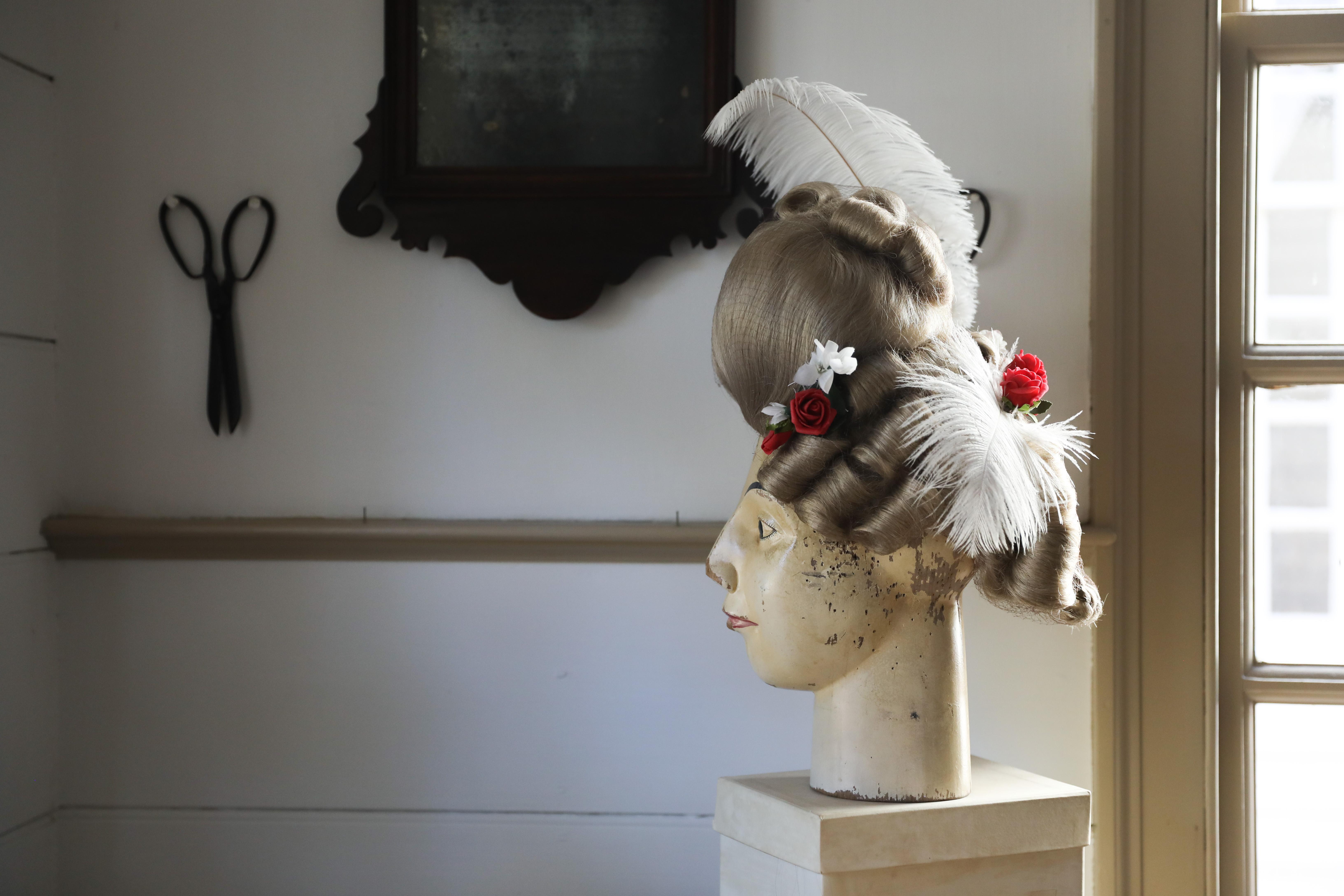 wigmaker colonial williamsburg wig