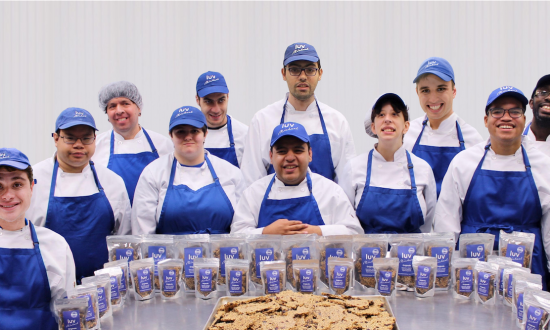 Luv Michael Helps Young People With Autism Pursue Culinary Dreams