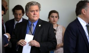 Stephen Bannon: Hong Kong the 'Single Most Important Event' in the World Today