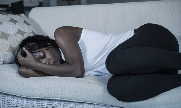 Researchers have uncovered another contributing factor to depression—gut permeability. Researchers have found teenage girls with a leaky gut, which is when toxins or bacteria can leak through the intestinal wall and into the bloodstream, were more likely to be depressed.(TheVisualsYouNeed/Shutterstock)