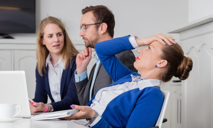 A friend or coworker who constantly complains and criticizes can be draining—or a precious opportunity to discover a new orientation to many of life's negative experiences. (Zoff/Shutterstock)