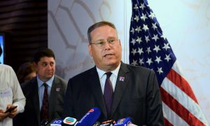 Outgoing US Consul General Applauds Hong Kong's Future Despite the Ongoing Protests