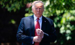 Appeals Court Dismisses Emoluments Case Against Trump, President Reacts