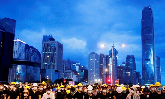 British Foreign Secretary Condemns Violence Used in HK Protests, Says Chinese Criticism Not Surprising