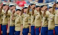 Marine Veteran Who Fought in Iwo Jima & Korea Turns 100, and Shares 9 Words of Wisdom