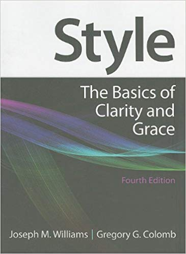 Style, the Basics of Clarify and Grace