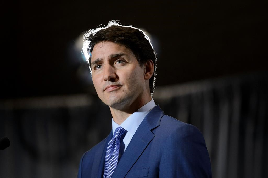Trudeau Vows to Stand Firm Against 'Increasingly Assertive ...
