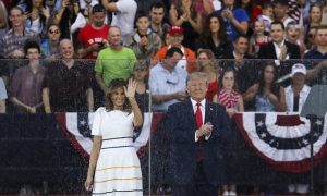 Trump Celebrates America in Speech on Independence Day