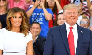 Coverage of Donald Trump's July 4 Salute to America Boosts Fox Viewer Ratings