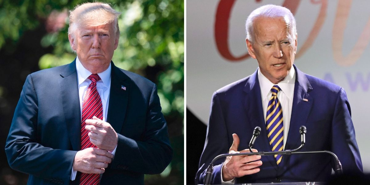 Facebook Rejects Biden Campaign's Request to Ban Trump Advertisement