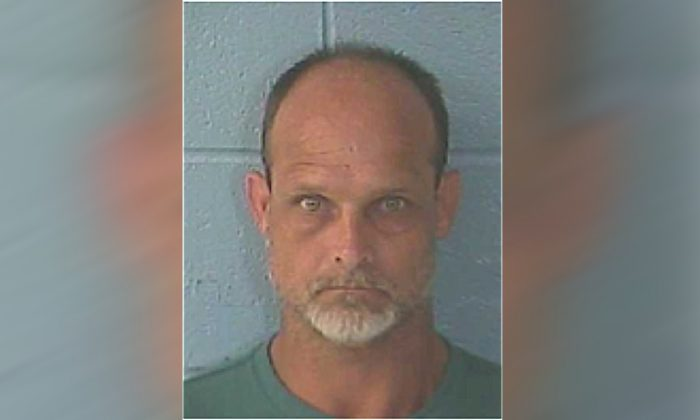 A picture of Steven Ray Hamm released by authorities. (Humphreys County Sheriff's Office)