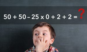 Very Few Get This 8th-Grade Math Problem Right Without a Calculator. Can You Solve It?
